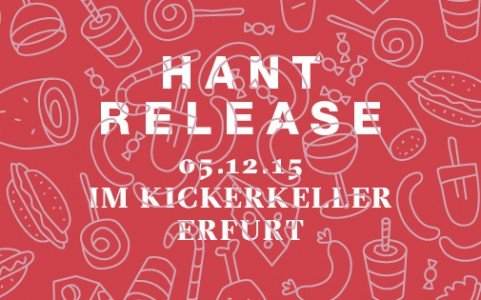 HANT # 06 — Releaseparty