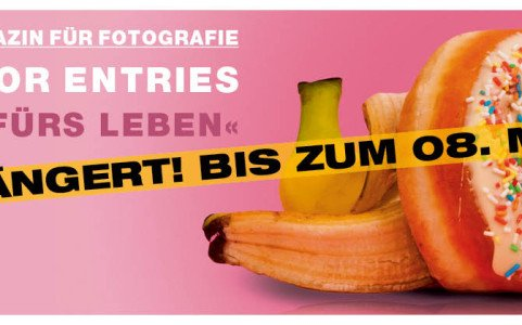 CALL FOR ENTRIES: »BUND FÜRS LEBEN — BOND FOR LIFE«
