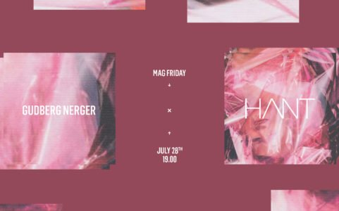 HANT Magazin x Mag Friday